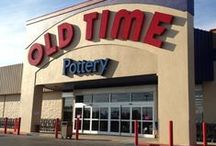 Old Time Pottery / The best deals on home décor and more from Old Time Pottery.