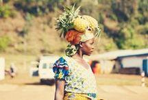 Tribal - Spring 2012 Inspiration
