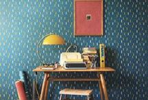 Workspaces / by Meredith Maines