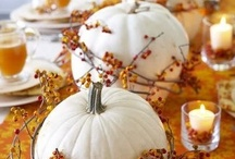 Fall Decorations / The best season of all!