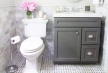 Bathrooms - #bathrooms - bath rooms / Remodeling your bathroom. Ideas, paint, tile, towels, colors,  tips, and tricks