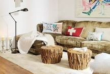 Living Room / by Meredith Maines
