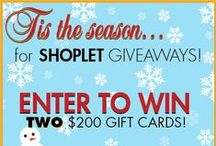Contests/Office Supplies(Shoplet.com) / by Susan Day