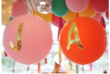PartyTime! / Party, events, decorations  / by Andrea Byrne