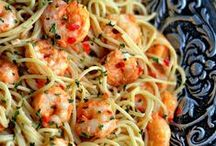 Recipes: main dishes