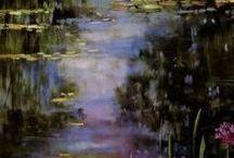 favorite artists / impressed by impressionism