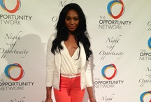 Red Carpet Looks-Nana Meriwether / by Miss USA