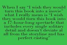 Books / by Tiffany Adler