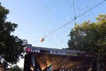 Bochum Total 2014 / Die Bands auf den Bühnen der Bochumer Innenstadt.