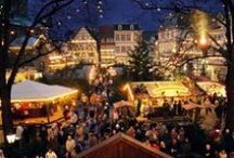 Weihnachtsmärkte in NRW / Hier findet ihr alles zu den großen, klassischen Weihnachtsmärkten im Ruhrgebiet, Düsseldorf, Wuppertal und ganz NRW.
