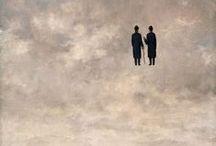 surreal / I really like Chistian  Schloe..