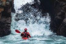 kayaking as way of life