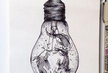 Drawings / Creativity has no limit