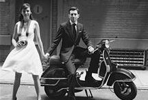 No. 24   Roman Holiday / Vespa   Scooters   Motorcycles / by We Create & Co.   Crystall Kanterman