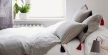 Past Seasons | Bedroom / Just a few reasons to stay in bed for longer...