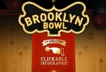 Brooklyn Bowl Artwork / The Best Artwork from Brooklyn Bowl // #BrooklynBowl / by Brooklyn Bowl