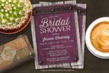 Bridal Shower Stationery & ideas