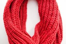 Knit 1, Pearl 2 (Knitting!!)
