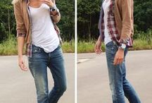 Now You're Stylin'! / Clothing, styles, jeans, how to put it al together.