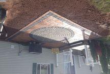Backyard Patio Hardscape Ideas / by RYAN'S LANDSCAPING