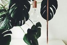 LIGHTING. / Create the ambience you want with our beautiful lamps.