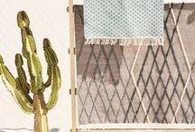 PATTERNS. / Mix and match eye-catching patterns and prints.