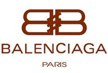 DESIGNER BALMAIN/BALENCIAGA / DESIIGNERS BALMAIN AND BALENCIAGA