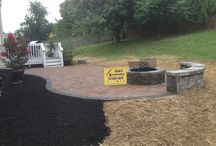 Hardscaping a Paver Patio in Hanover, PA: Ryan's Landscaping / When it comes to your hardscaping you can never be to careful. Make sure you choose the right contractor. Go with experience. You can rest assure that Ryan's Landscaping has you covered.