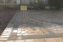 PATIO DESIGN IDEAS & BACKYARD HARDSCAPES HANOVER PA AREA / Ryan's Landscaping specializes in unique paver designs for patios & hardscapes installations. Follow us for more ideas on what to do with your outdoor living space.