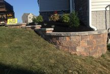Front Yard Landscape & Hardscape Ideas Hanover, Pa area / by RYAN'S LANDSCAPING
