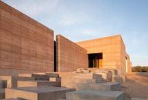 Earth architecture / sustainable