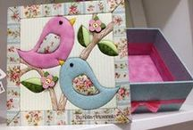 PATCHWORK - FELTRO - SEWING