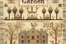 The Physic Garden / The Physic Garden - Catherine Czerkawska's mesmerising historical novel set at the physic garden of Glasgow University, early 19thC.