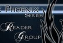 Black Phoenix Series / Pins from the members of romance author Sarah Grimm's Black Phoenix Series Readers Group. Come join the fun! https://www.facebook.com/groups/blackphoenixseries/