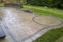 Backyard Patio Ideas... Ryan's Landscaping / Backyard patio ideas and design inspiration for your outdoor living areas.