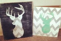 Pictures, Signs, House decor / by Ashley Stevens