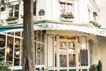 Pretty Cafes & Restaurants