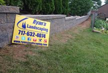 Versa-Lok Standard Retaining Wall Contractors Abbottstown, PA - Ryan's Landscaping / When you're serious about starting your next retaining wall project, look no further then Ryan's Landscaping. We are York County Area's preferred retaining wall - hardscape contractor. Our hard work, attention to detail fosters success right from the beginning. Give us a call today @ 717-632-4074 or contact us online @ www.ryanslandscaping.com/contact / by RYAN'S LANDSCAPING