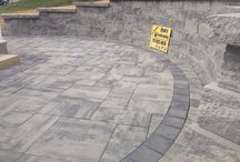 South Hanover Backyard Sunken Patio Hardscape Ideas. / When you're serious about starting your paver project, look no further then Ryan's Landscaping. We are York County Area's preferred paver - hardscape contractor. Our hard work, attention to detail fosters success right from the beginning. Give us a call today @ 717-632-4074 or contact us online @ www.ryanslandscaping.com/contact  / by RYAN'S LANDSCAPING