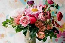 Floral Inspiration / florals, flowers, watercolours...