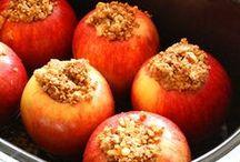 Pumpkin & Apple recipes / by Ashley Stevens