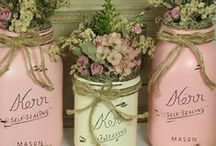 Rustic Spring & Summer Wedding / A lovely collection of items for a Spring & Summer wedding in the Country or the South.