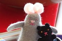 Creature Creations!! / Stuffies, softies, cute and cuddley.