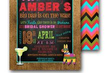 FIESTA Bridal Shower / by Amber Crutcher Carswell