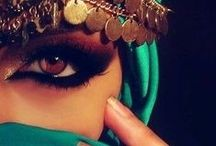 Bedouin Gypsy / Ideas for my roleplay character named Kathena.
