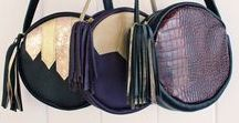 Barbara + Cecile Bags / Leather Handbags crafted in Winnipeg, MB, Canada