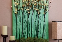 Decor / Anything that decorates or that adorns the walls