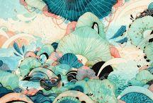 colors patterns shapes