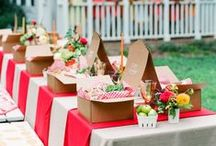 Party Ideas / Party ideas for food, decorations, favors, etc.