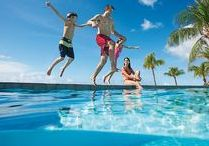 Fun in the Sun / Sunscape Resorts & Spas offer fun in the sun for every age!